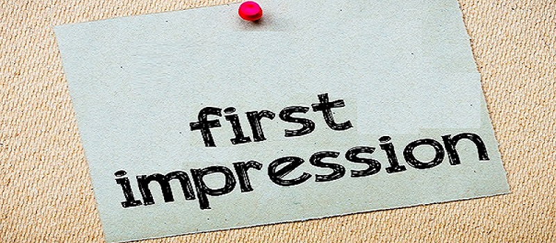 First impressions image by clipping path india
