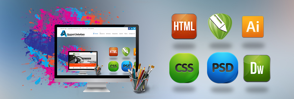 Graphics Desing and Web Development