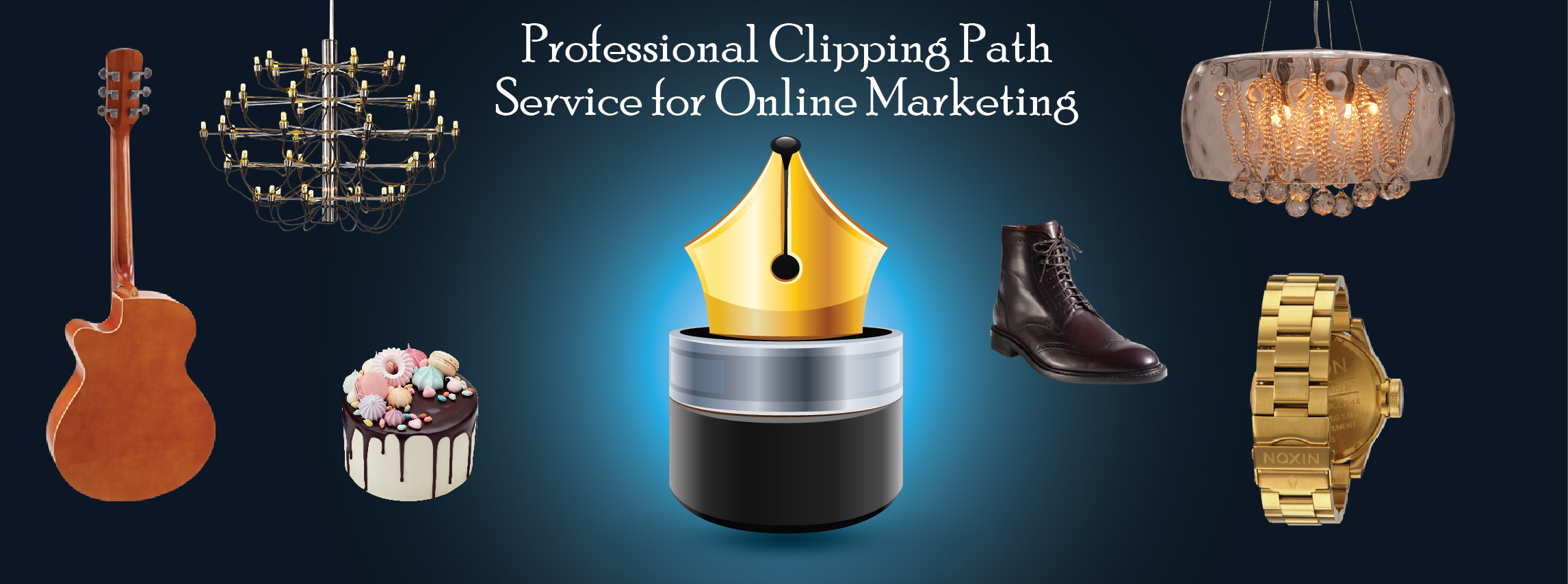 Professional Clipping Path Service for Online Marketing