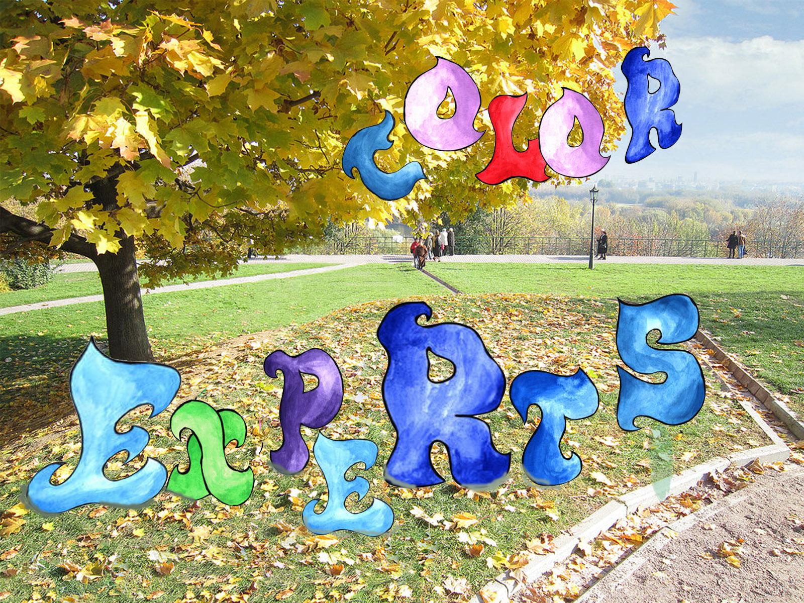 Create Autumn Themed Text