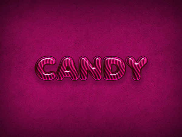 Candy-Effect