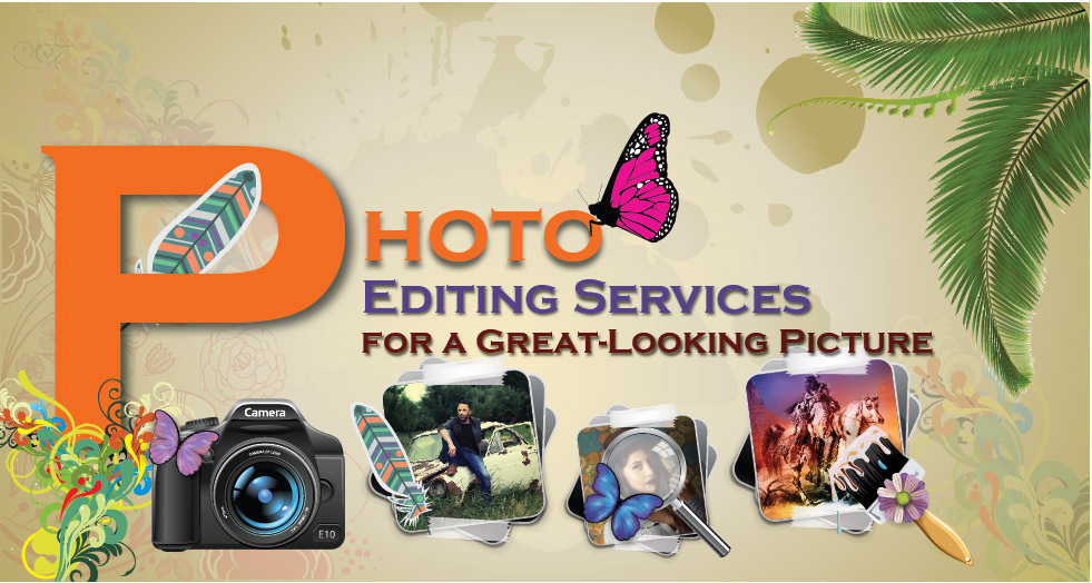 Photo Editing Services for a Great-Looking Picture Banner Image