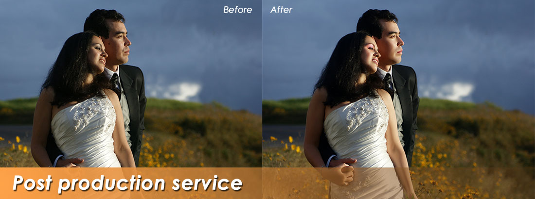 Post production service