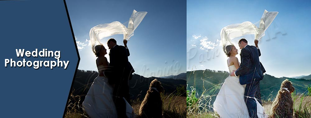 Image Retouching For Wedding Photography