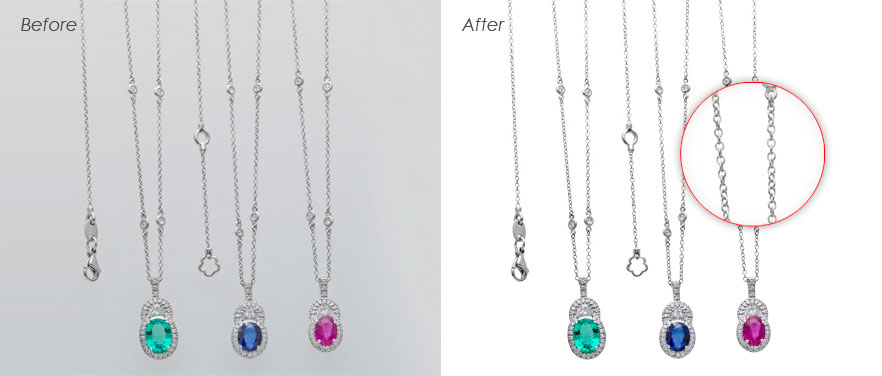 Extreme Clipping Path Service