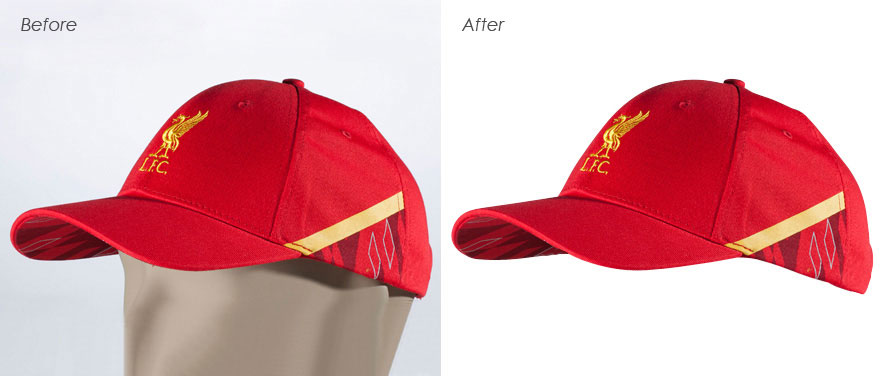 Clipping Path Services for Basic Shaped Objects or Subjects
