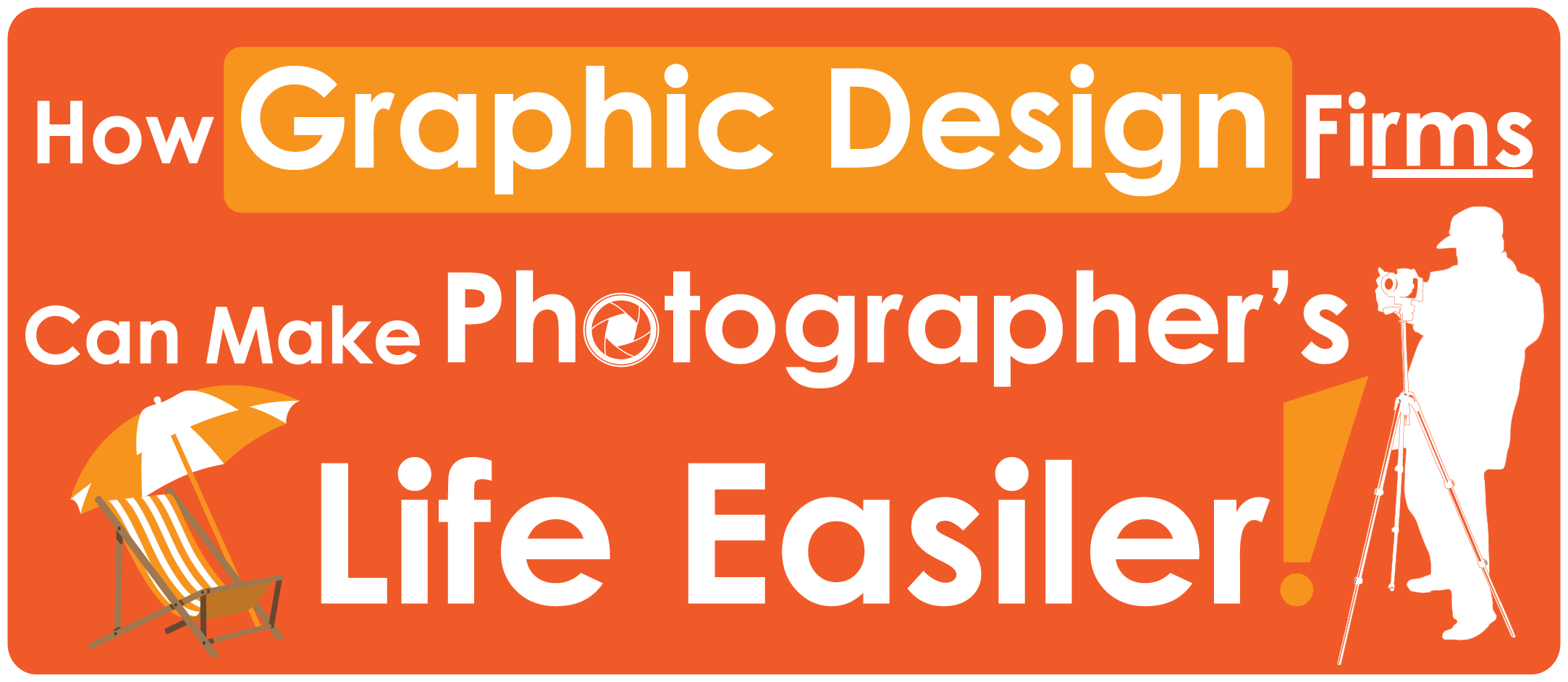Graphic design firms can make photographer 39 s life easier for Design firma