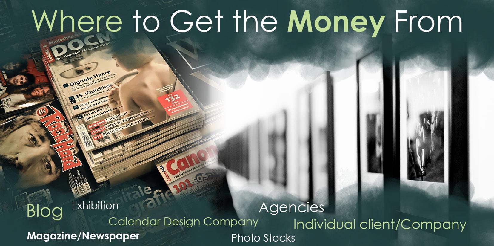 make money photography