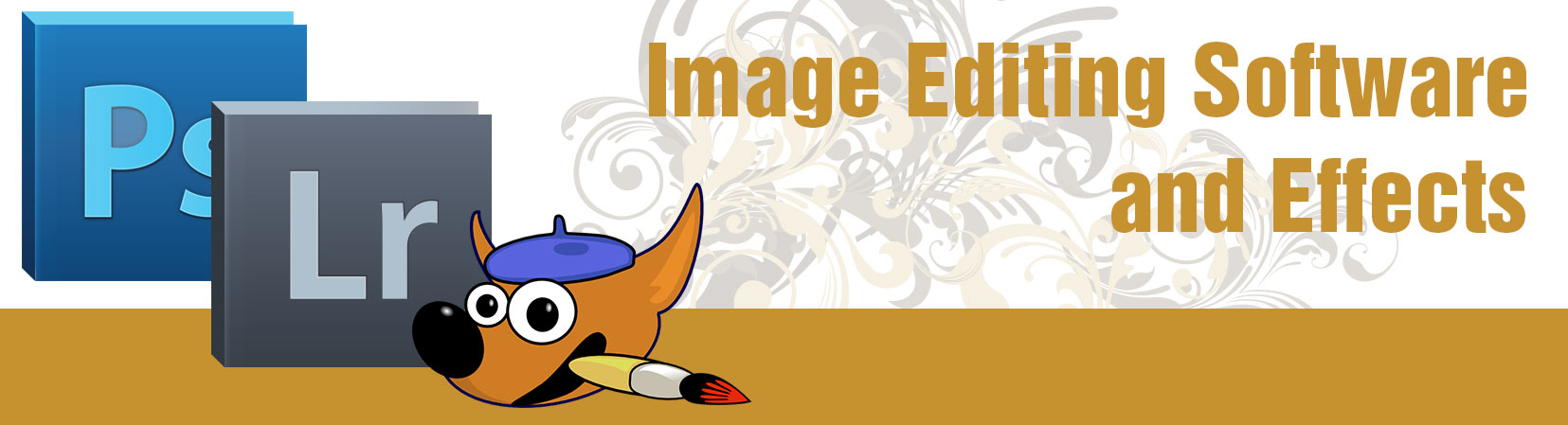 Image Editing Software and Effects